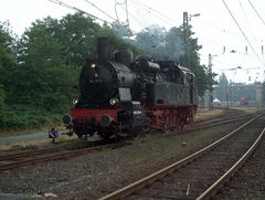 94 1538 im Düsseldorfer Abstell Bahnhof