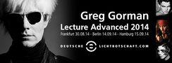 Greg Gorman Lecture von Peter E. Müller