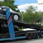 982 S - Zurück in die Zukunft IV(-Zylinder): Marty McFly jagt mit 350 Pferden über Doc's Flux-Rampe