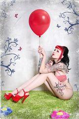 99 luftballons…