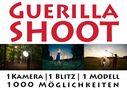 Guerilla Shoot Portraitworkshop von Carsten Stolze