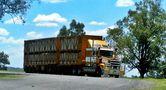 B-double Cattle Truck by aussiegirl