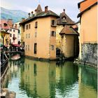 A Annecy...