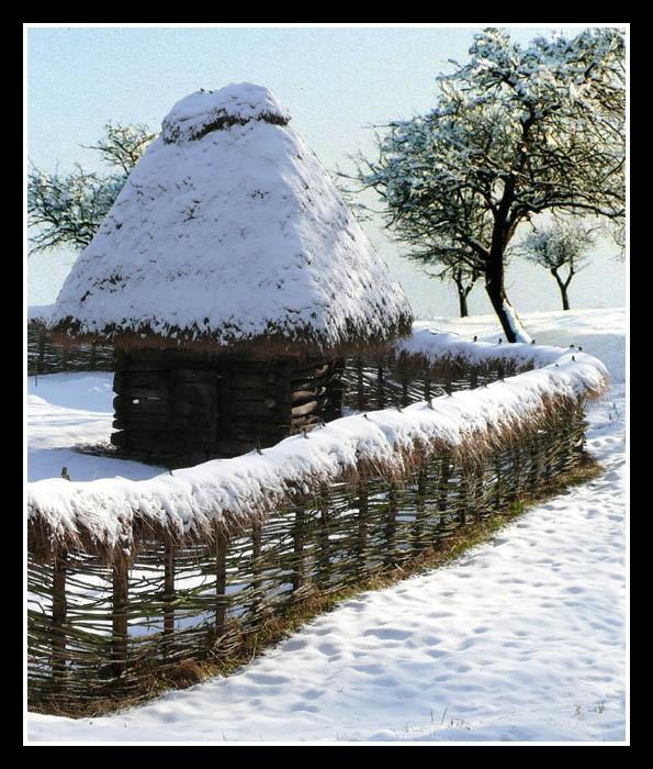 A beautiful winter