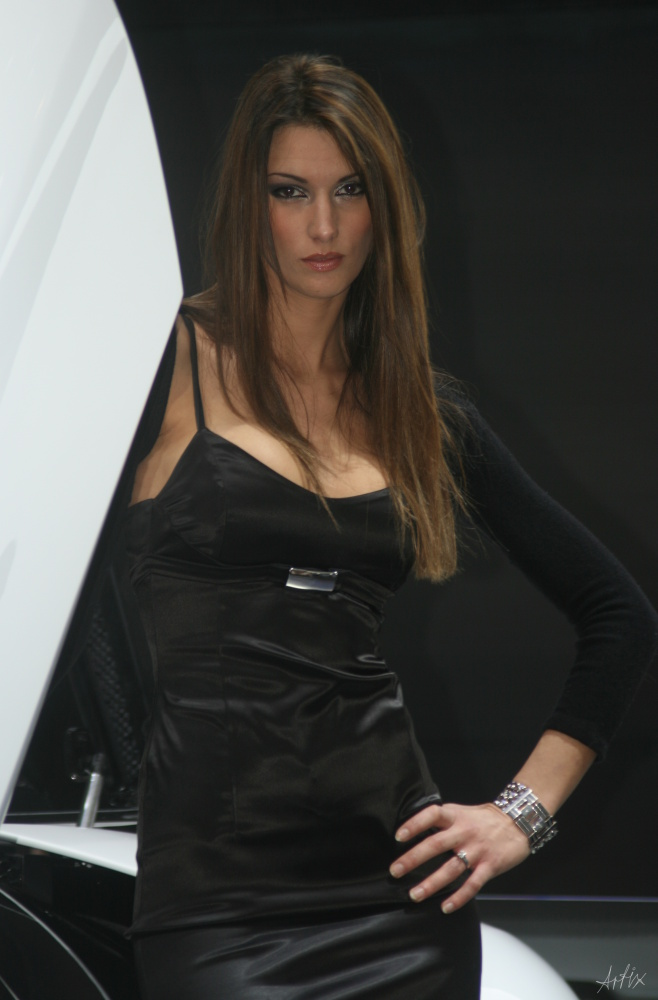 A beautiful woman II