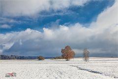 A bisserl Winter