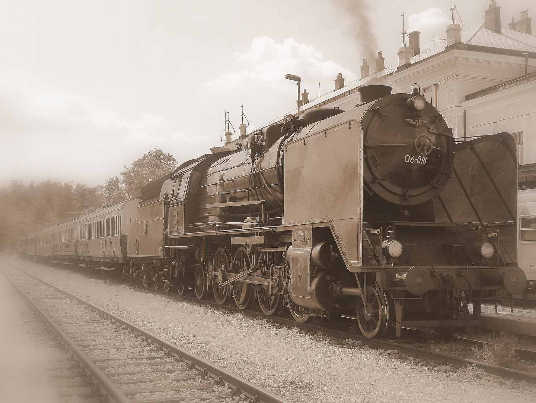A. Borsig-Berlin Tegel-No.12207 Bj 1930-auf der Wocheinerbahn