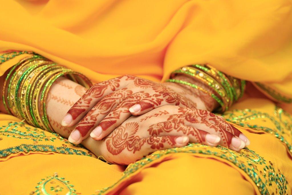 A bride tobe