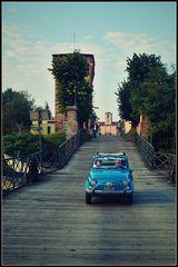 A bridge between past and future