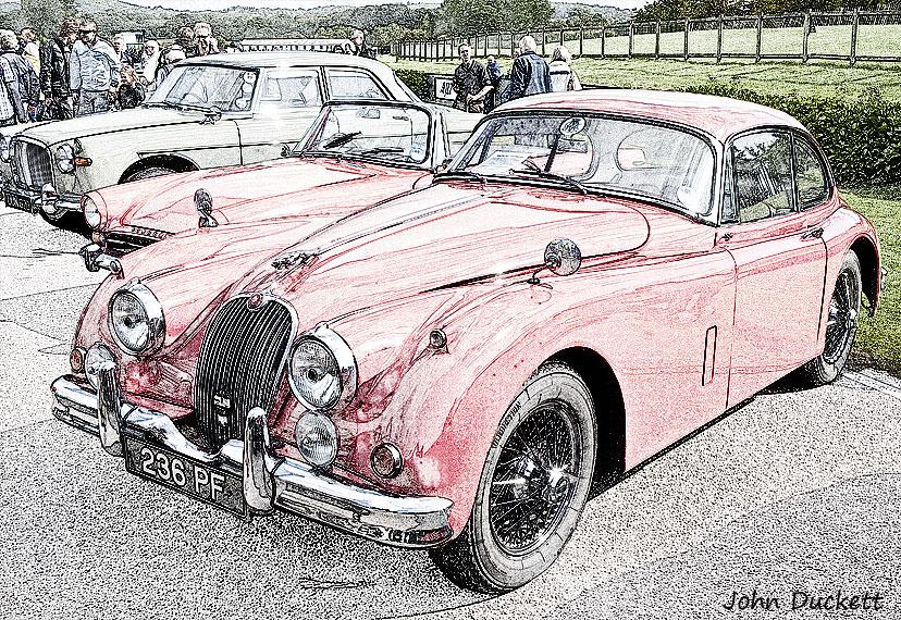 A Classic Jaguar