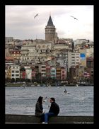 A Couple of Istanbul