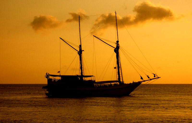 A Dawn At Tulamben