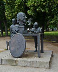 A. Diesterweg Denkmal