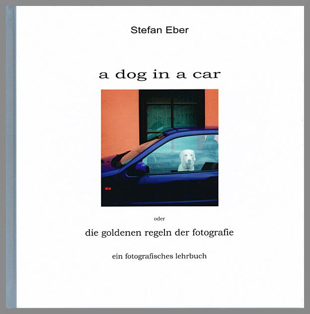 """a dog in a car - oder """"Die Goldenen Regeln der Fotografie"""""""