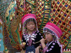 à Doi Suthep (Chiang Mai)