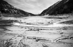 .....a frozen landscape