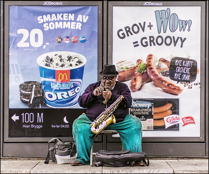 a groovy kind...