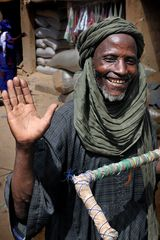 A happy day in Niamey