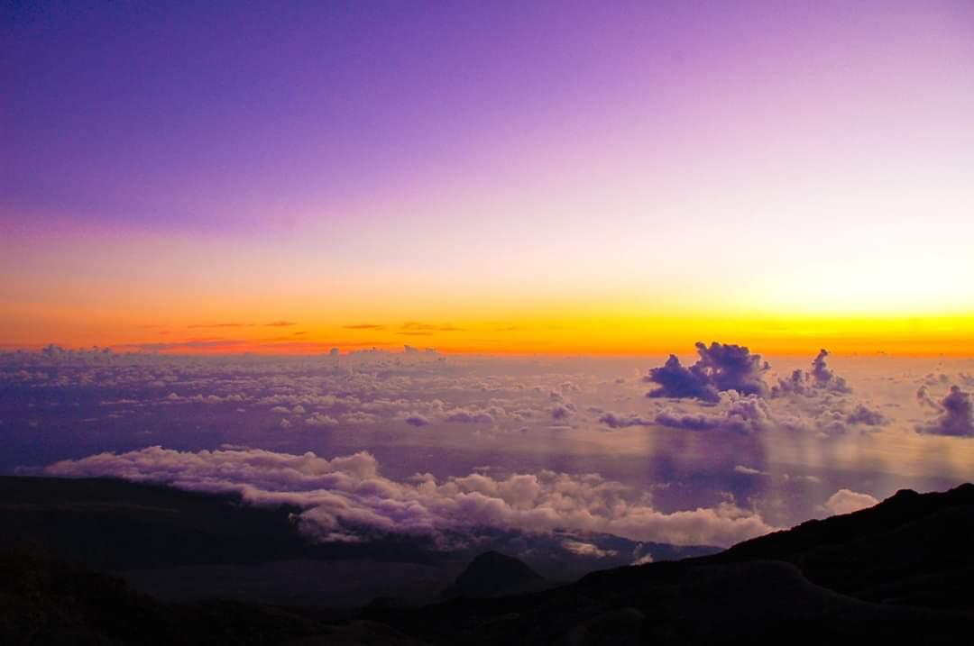 A hauteur des nuages