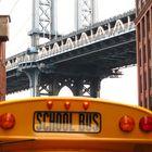 A la escuela en Brooklyn