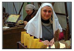 à la manière de Vermeer..