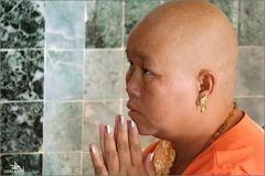 A la Pagode du Bouddha Mahamuni (02)