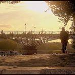 A l'heure bénite, Pont-des-arts