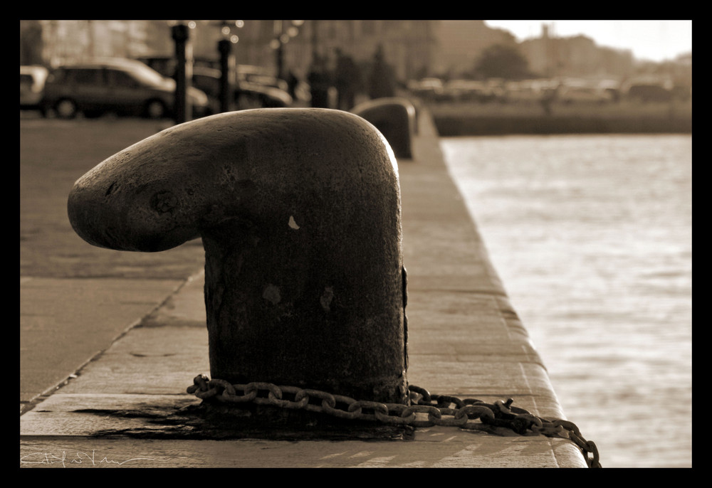 a life in chains