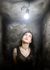 a light in the dark - Hintergrund Composing