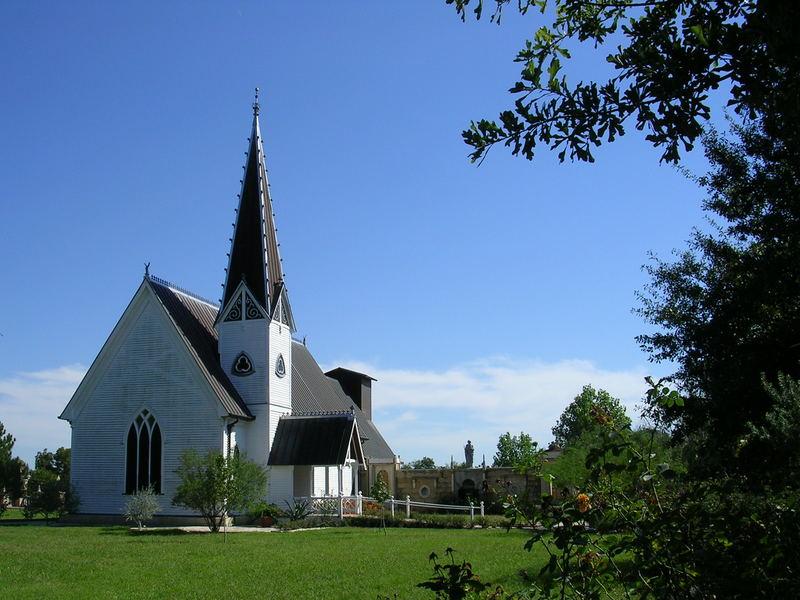 A Lone Church in Texas (2006)
