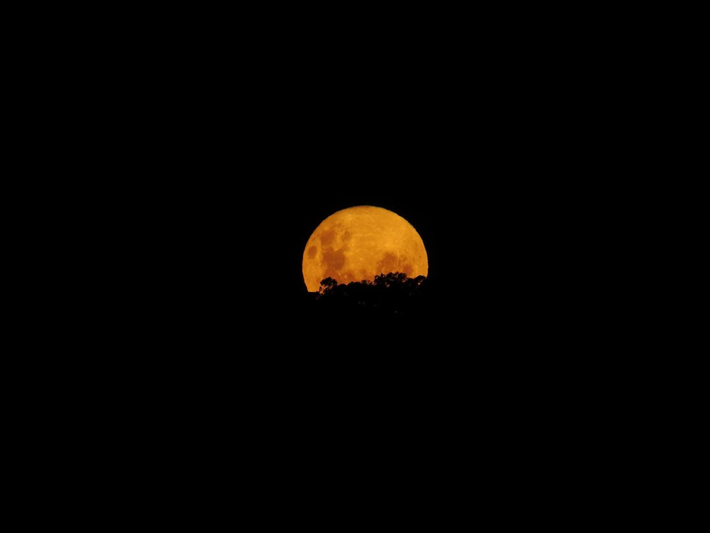 ... a lua de hoje, ... de sempre!