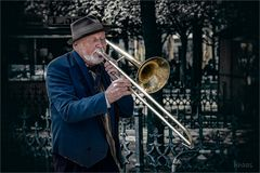A Man and his Trumpet