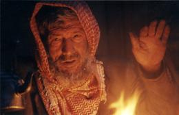 A man Warming