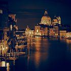 a mezzanotte Venezia
