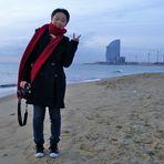 a mi amiga RINKO OSHIO