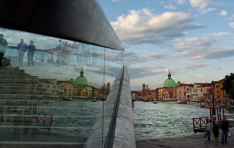 A mirror on the past (Daniele's creativity)