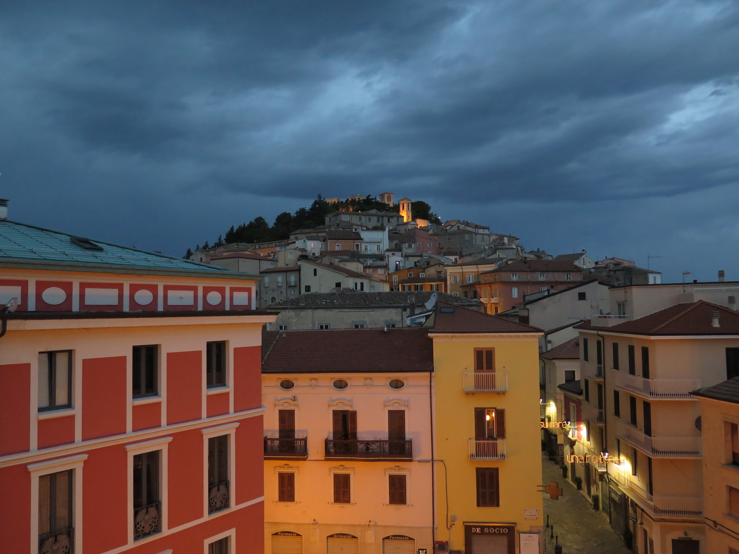 A morning in Campobasso