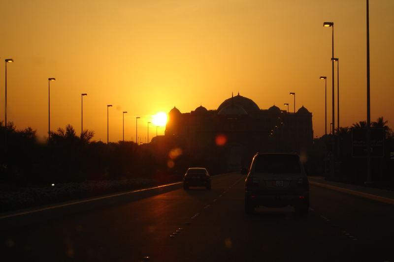 A Night at Emirates Palace