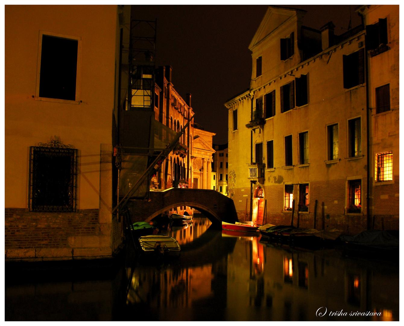A Night in Venice