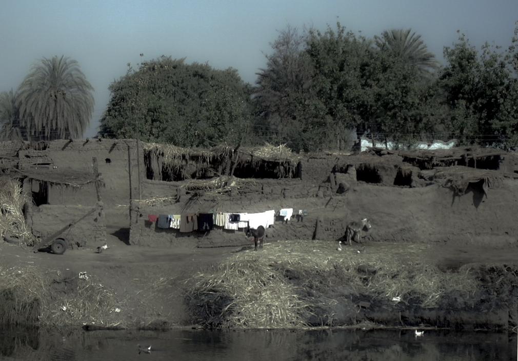 A orillas del Nilo