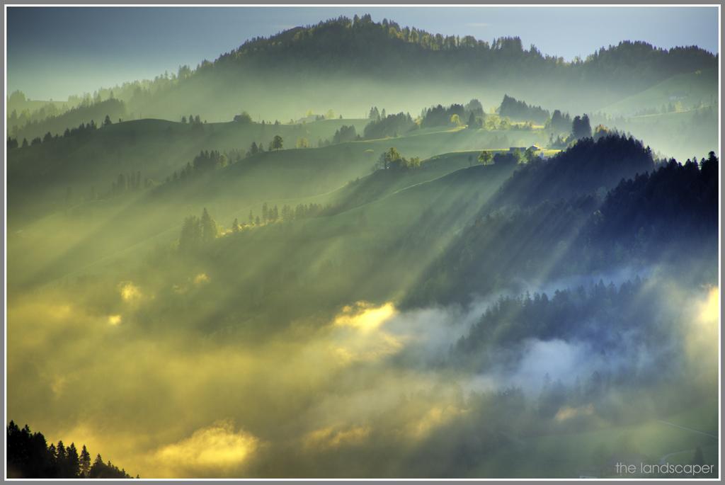 a phantastic morning and the hills