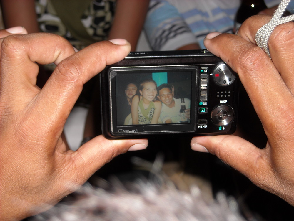 a photo within a photo