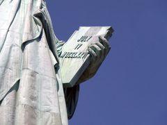 A piece of liberty