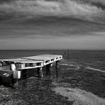 A pier to nowhere