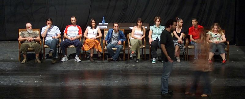 A play from Theater in Istanbul