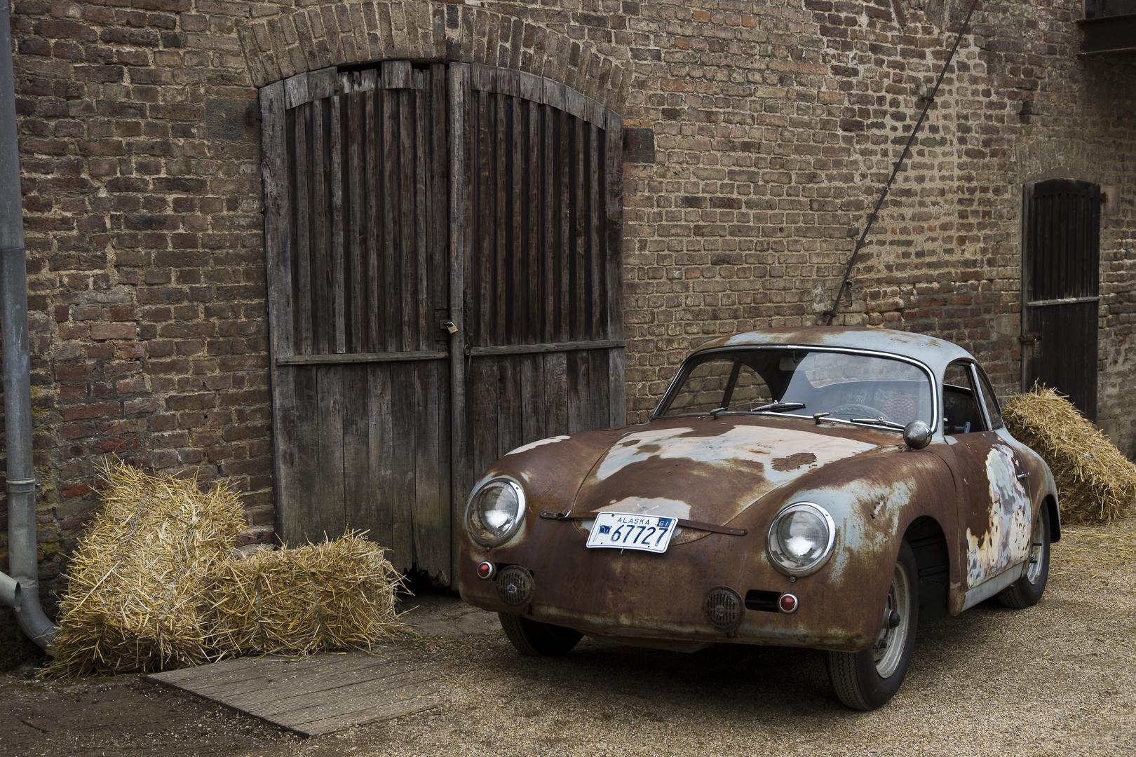 A Porsche never dies
