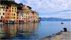 A Portofino...