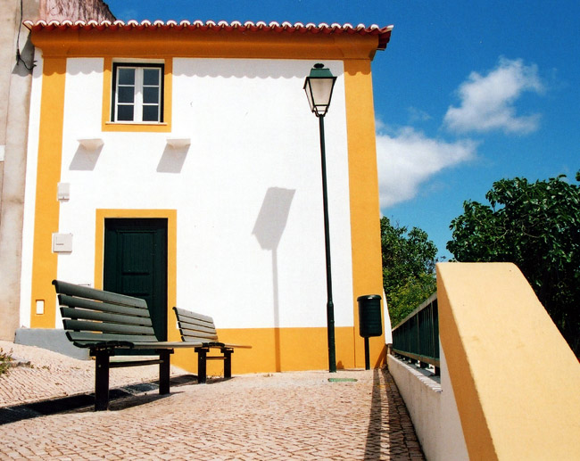 A Portuguese House