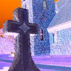 A Positive/Negative Ancient Church