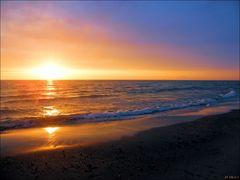 A praia das nosas almas... Ondas do anhelo...